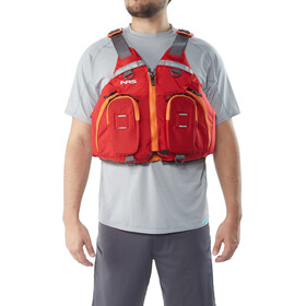 NRS Cvest PFD, red